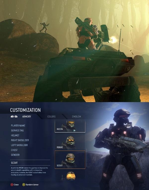 Halo Online - Eldewrito