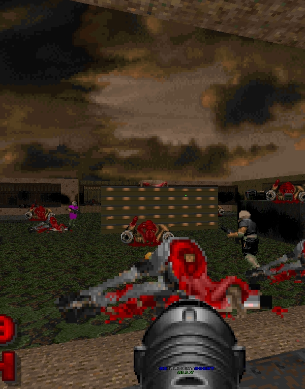 Odamex Doom Multiplayer